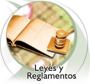 Leyes y reglamentos