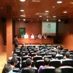 Acto celebrado con motivo del patrón de los ingenieros técnicos en informática andaluces