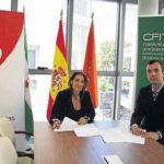 El Colegio de Economistas de Almería y el CPITIA firman un convenio de colaboración