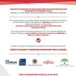 Hackathon de Fujitsu y la Universidad de Granada en Business TICC15