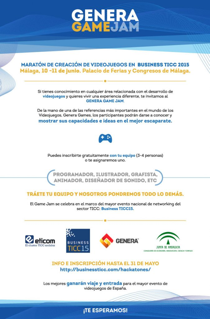 videojuegos business tic andalucia