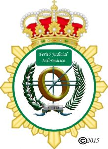 Logo perito judicial