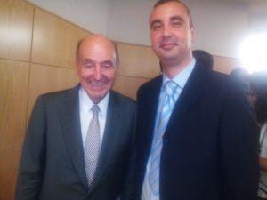 Miguel Roca y Decano CPITIA