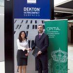 Grupo Cosentino y CPITIA firman convenio de colaboración