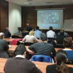 Aforo completo en conferencia sobre peritaje informático en Almería