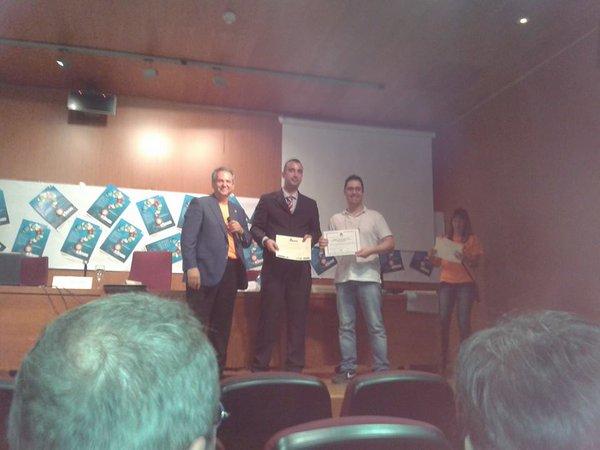 CPITIA premia al proyecto Upware Studios en la Feria de las Ideas de Almería