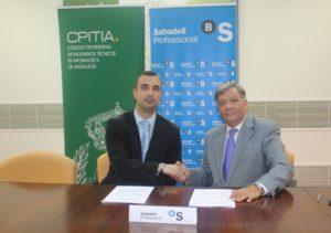 Banco Sabadell y CPITIA firman un acuerdo de colaboración