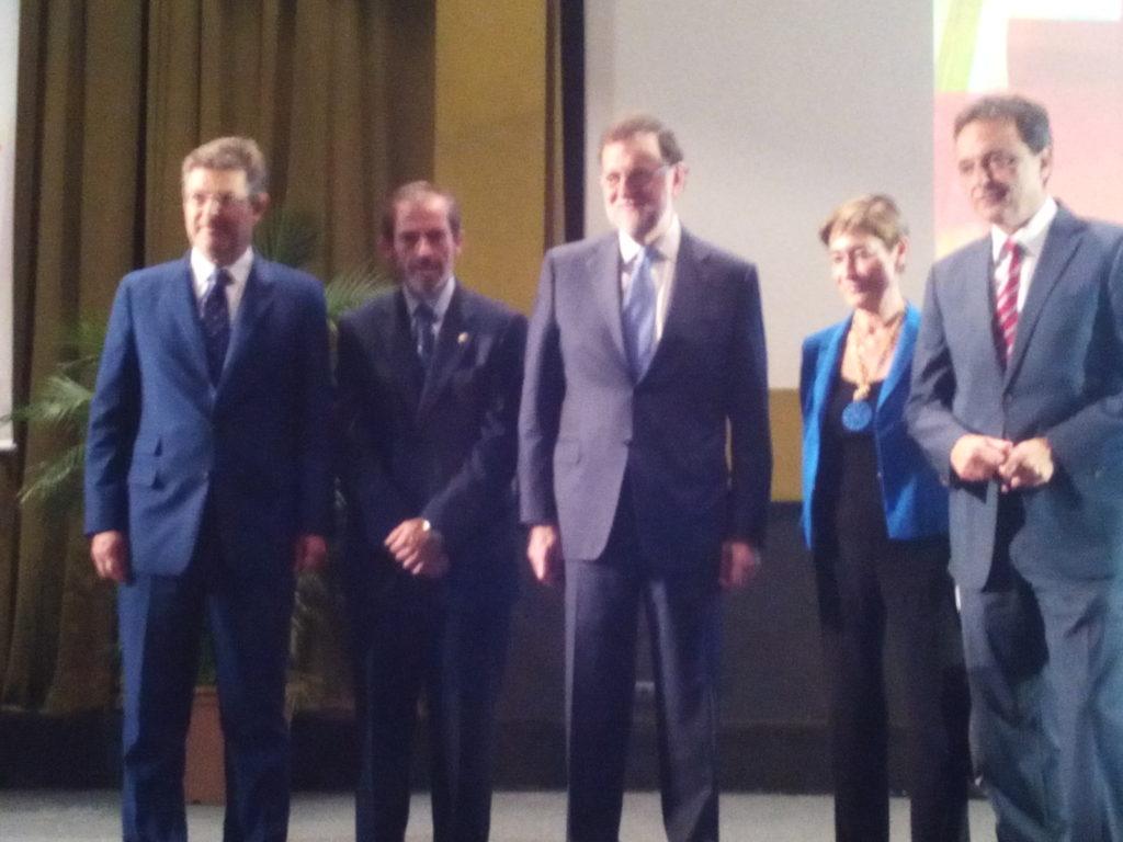 Congreso de la Abogacía Rajoy