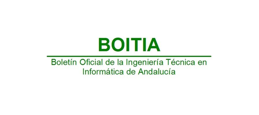 Boletín Oficial de la Ingeniería Técnica en Informática de Andalucía