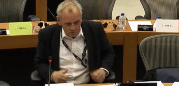Parlamento Europeo tomará parte en el conflicto de informática