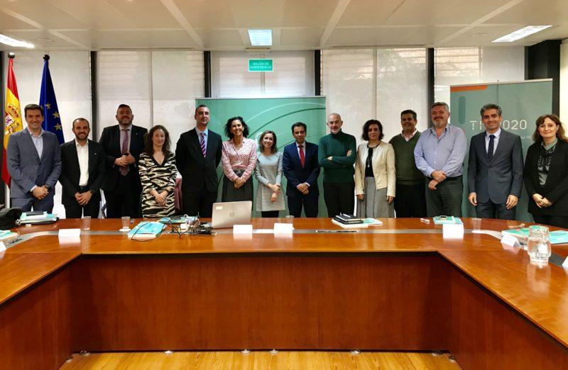 CPITIA participó en el Consejo Asesor ESTIC Andalucía 2020