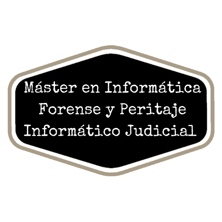 Máster en informática forense y peritaje informático judicial